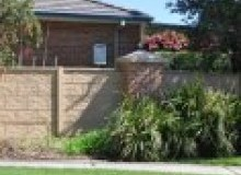 Kwikfynd Barrier wall fencing adelaide