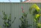 Adelaide Corrugated fencing 1